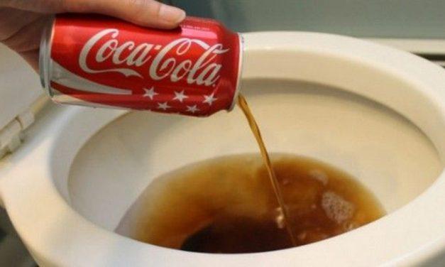 8 petits trucs simples que vous pouvez faire avec du Coca-Cola