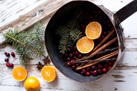 Le meilleur truc pour que votre maison sente Noël à plein nez...