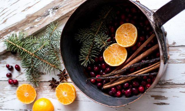 Pot-pourri à la senteur de Noël