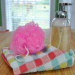 Nettoyant moussant pour le corps