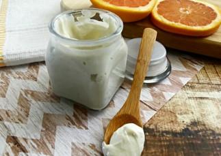 La meilleure crème anti-âge au pamplemousse (Super facile à faire!)