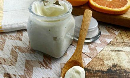 Crème anti-âge au pamplemousse