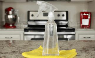Nettoyant naturel pour les fenêtres (style Windex)