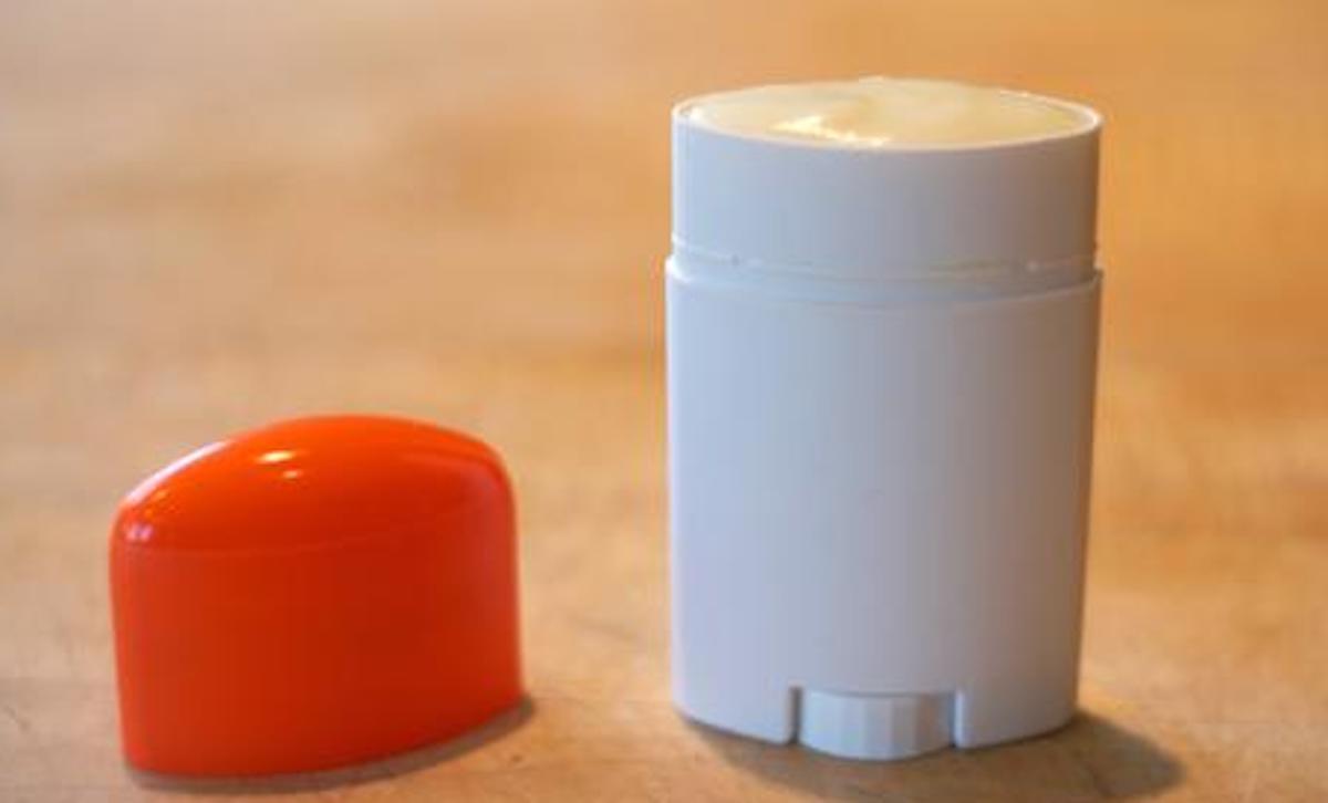 Une recette simple et économique de déodorant maison