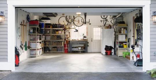 12 trucs faciles pour optimiser le rangement dans votre garage