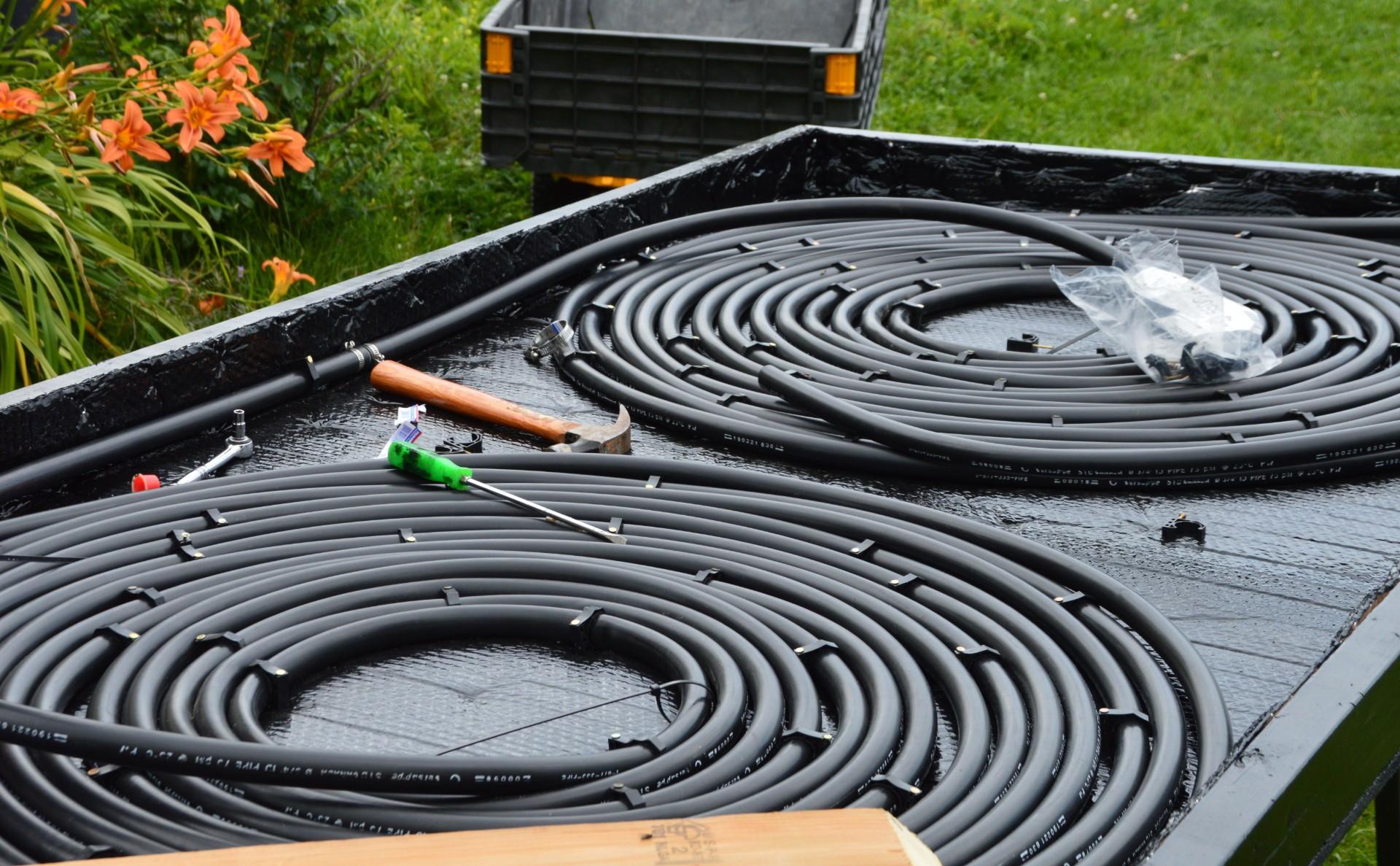 Comment construire un chauffe-eau solaire efficace pour votre piscine...