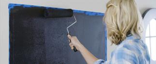 Faire de la peinture ardoise maison (2 ingrédients seulement!)