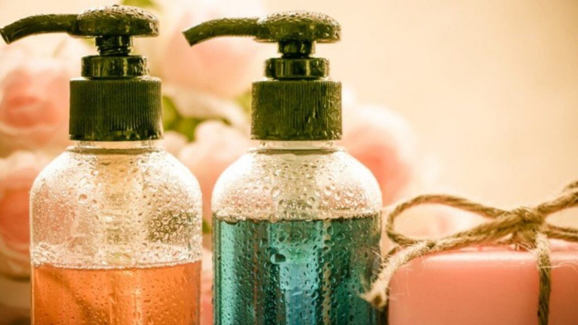 Gel de douche maison pour homme très facile à faire!