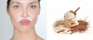 3 façons surprenantes et naturelles de se débarasser des poils du visage!
