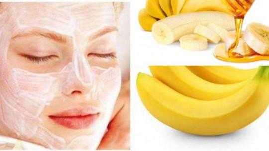 Masque nourrissant et adoucissant pour le visage à base de banane :)