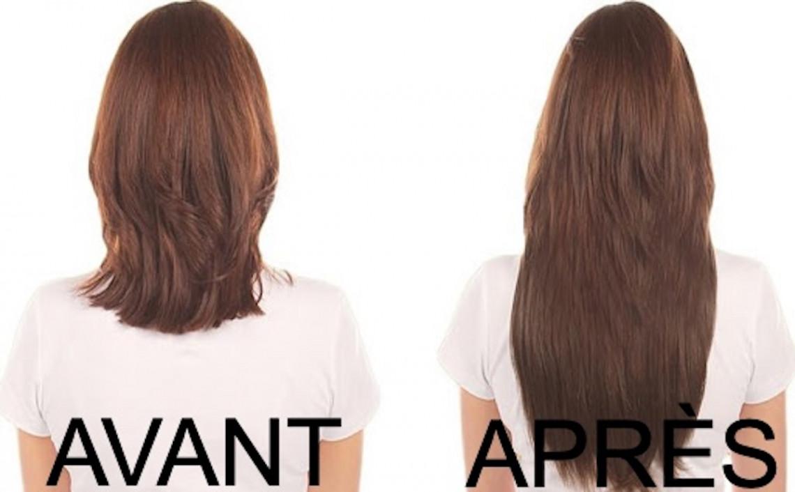 Masque capillaire maison pour faire pousser vos cheveux plus vite!