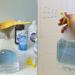 Spray nettoyant quotidien pour garder votre douche propre!