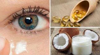Crème miracle pour raffermir le contour des yeux (3 ingrédients seulement)