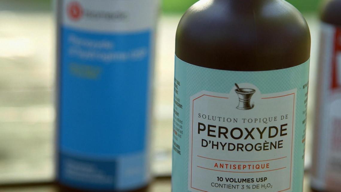 8 utilisations surprenantes du péroxyde d'hydrogène
