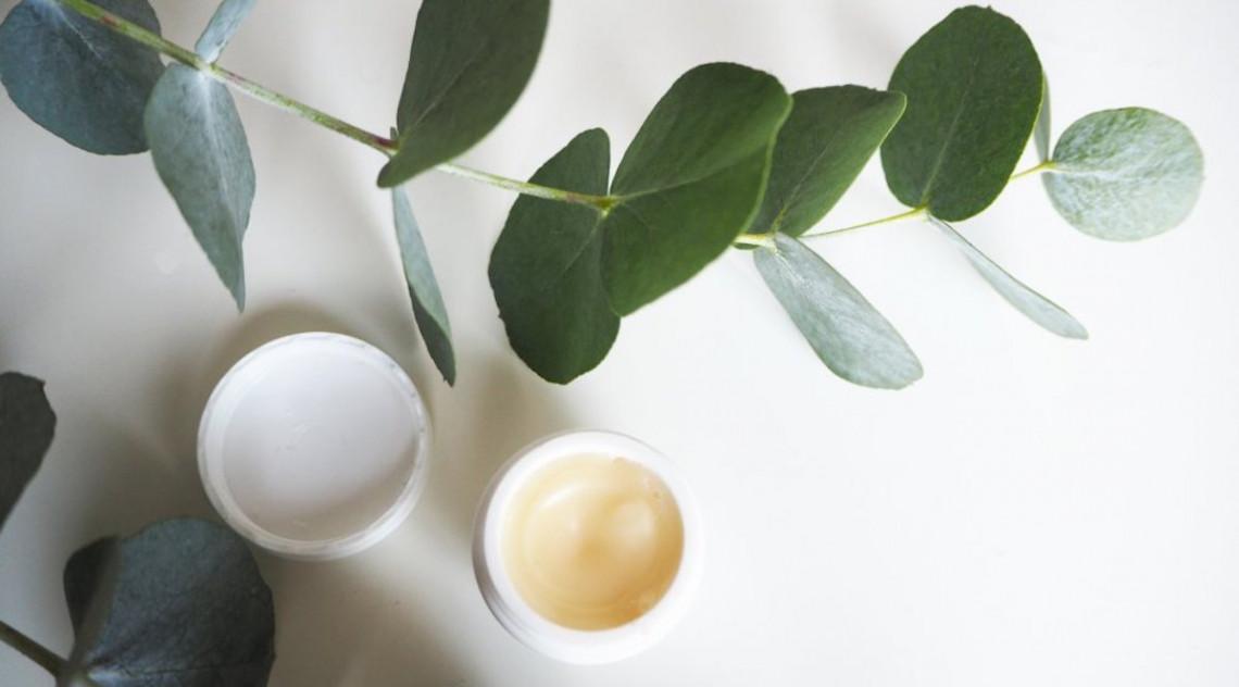Ce baume à lèvres à la menthe poivrée est très facile à faire!