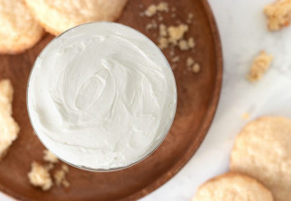 Un beurre corporel aux fragrances naturelles de biscuits!